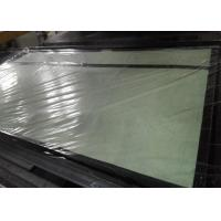 China Quartz stone pva mold-release film pasted on the rubber mold with specific glue on sale