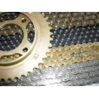Cheap Motorcycle Chain and Sprocket Kits for sale