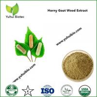 Cheap Horny Goat Weed Extract supplement for better libido, Epimedium Extract for impotence for sale