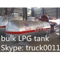 50ton lpg gas tanker propane for sale, 100cbm surface lpg gas cooking storage tank for sale, CLW brand lpg gas tank