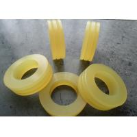 Cheap Polyurethane Parts , Industrial Polyurethane Coating Parts Bushing Replacement for sale