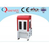 Cheap Air Cooling UV Laser Marking Machine 8W With Rotate Table Optional ISO Approved for sale