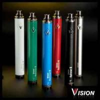 Buy cheap New Product 2014 Elektronic Cigaret EGO Battery Vision Spinner from wholesalers