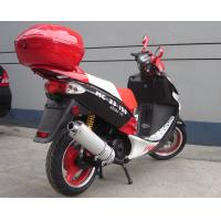 Cheap Automatic Clutch Motor Scooter 150cc CVT Forced Air Cooled Engine for sale