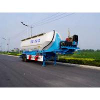 Cheap CLWTonghua 9.2 m 15 t 2 axis fly ash transport trailer trash THT9240GLJ0086-1867 for sale