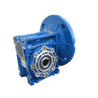 Nrv vs aluminum alloy hollow shaft gearbox with for Hollow shaft worm gear motor