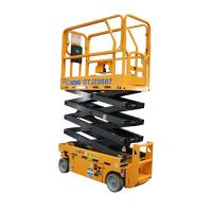Cheap Aerial Work Platform Telescopic Boom Crane 6m Scissor Lift GTJZ0607 for sale