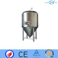 Stainless Sanitary Brewing v Vessel Fermenters Equipment No Dead Corner