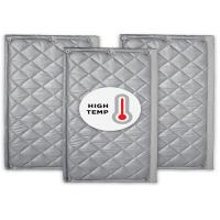 China Noise Blanket 1000mm*2400mm for Australia standard temporary fencing thickness 18mm /40dB noise absorbed on sale