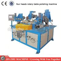 China Buffing Machine For Stainless Steel , Cookware Metal Polisher Buffer on sale