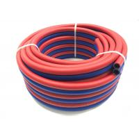 Cheap Natural PVC Rubber Air Hose , Twin Welding Hose For Convey Oxygen Acetylene for sale