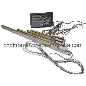 Cheap Ditron Dro Kit for 3 Axis Mill Machine (D60-2M, D60-2V, D60-3V) for sale