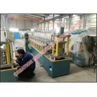 Cheap Steel Strut Channel Manufacturing Machine with Automatic Metal Roll Forming System for sale