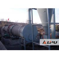 Cheap 11kw Industrial Rotary Drum Dryer Machine for Clay Kaolin Wood Shavings for sale