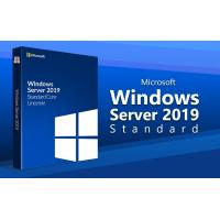 China Original Microsoft Windows Server 2019 Standard Licence Key Code Win Server 2019 Retail Key Software Operating System on sale