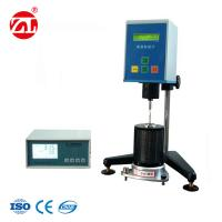 Cheap GB / T 2794-1995 Environmental Test Chamber Microcomputer High Temperature Digital Viscometer LCD screen for sale