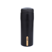Cheap 0.45 Liters BSCI 67x195mm Vacuum Insulated Stainless Steel Flask for sale