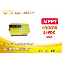 Cheap Safety Off Grid 12v 220v Grid Tie Solar Inverter 1000w 2000w 3000w With High Efficiency wholesale