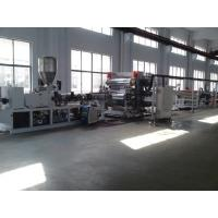 China Siemens Contactor Advertising Board Extrusion Line For Wall Panels on sale