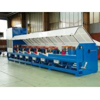 Cheap 15kw Straight Line Wire Drawing Machine For Low Carbon Steel Wire OEM Support wholesale