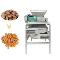 Cheap 220kg Weight Vibrating Screen Machine Nut Sheller ISO Certification for sale