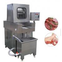 Cheap Stainless Steel Chicken Duck Pork Meat Injector Saline Injection Machine for sale