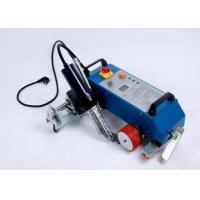 Cheap Vinyl Banner Welding Machine / Hot Air PVC Seaming Machine Multiple Function for sale
