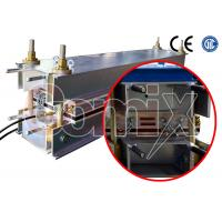 Cheap Rhombic Or Rectangle Conveyor Belt Vulcanizing Machine easy operation wholesale