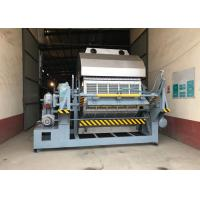 China Customized Rotary Egg Tray Moulding Machine Waste Paper Pulp Moulding Egg Tray Machine on sale