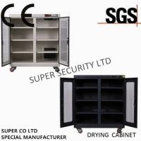 Cheap Industrial Auto Dry Cabinet Double door Reliable Wide Type for sale