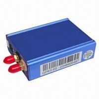 China Smallest Fleet Management GPS Tracker with Two-way Communication, Dimensions 72 x 55 x 24mm on sale