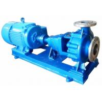 Cheap IH Single stage end suction centrifugal chemical transfer pump for sale