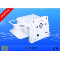 Cheap Vacuum / Waterflow Tech Hydro Dermabrasion Machine With Diamond Handle / Hydro Handle wholesale