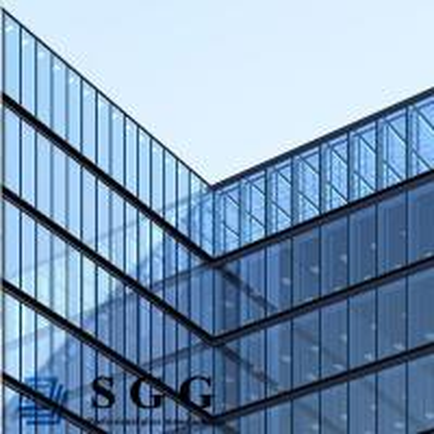 Exterior Building Glass Walls 4mm 5mm 6mm 8mm 10mm 12mm