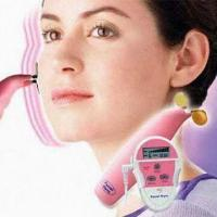 Cheap Six-program Facial Exercise Device with LCD Display, Promotes Blood Circulation for sale