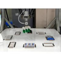 Buy cheap High Speed Visual Inspection Systems Sorting System With Delta Robot from wholesalers