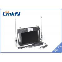 Buy cheap Digital Wireless Video Receiver Dual Antenna Diversity Reception -106dBm from wholesalers