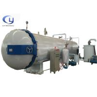 Cheap Full Automatic Creosote Oil Wooden Pole Treatment Plant 1.58Mpa Pressure for sale