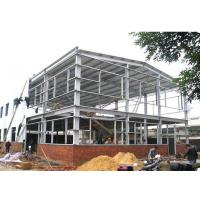 Cheap Customized Prefab Steel Frame Industrial Buildings Easy Erection For Warehouse wholesale
