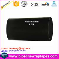 Cheap heat shrinkable sleeve for steel pipe weld joint anticorrosion for sale