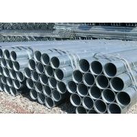 China High Strength Hot Galvanized Steel Pipe , 2 Inch OD Galvanized Pipe on sale