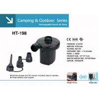 Buy cheap HT-198 Rechargeable Electric Air Pump In Camping & outdoor from wholesalers