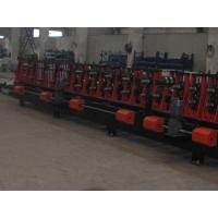 Cheap Plate C And Z Purlin Roll Forming Machine Auto Changeable And Controlled By Japan Panasonic PLC for sale
