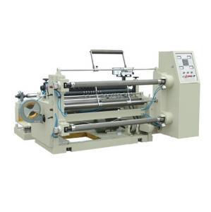 China Horizontal high speed film slitting machine on sale