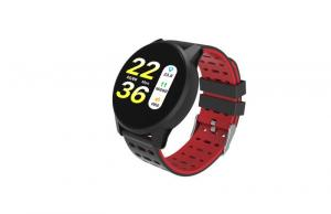 Cheap Heart Rate Monitor IP67 EM7028 Blood Oxygen Smartwatch for sale