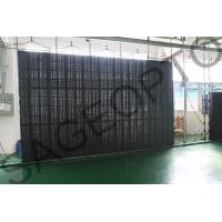 Cheap High Definition P8.9 Advertising LED Curtain Screen as Window Transparent Display for sale