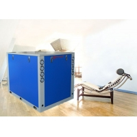 China Heated circulating water pump heater for spa bath/sauna air-water heat pump on sale
