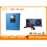 Cheap 12v 110v / 220v Dc Ac 10000w PWM Solar Powered Inverter Low Frequency Pure Sine Wave wholesale