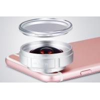 Cheap Easy Install Mobile Phone Camera Lenses Optical Glass / Aluminium Alloy Material for sale