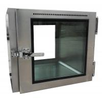 Cheap Customize Static Cleanroom Pass Box With Mechanical Interlocking for sale